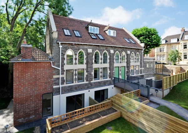 Church and Chapel Conversions | UK Church conversion specialist