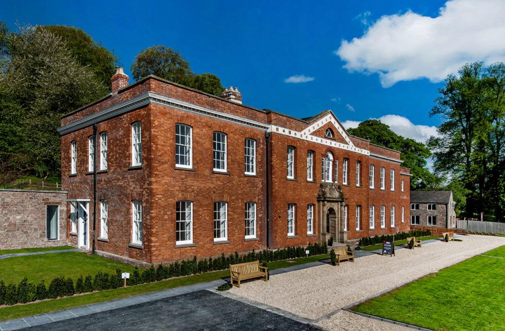 'Triley Court' – Abergavenny